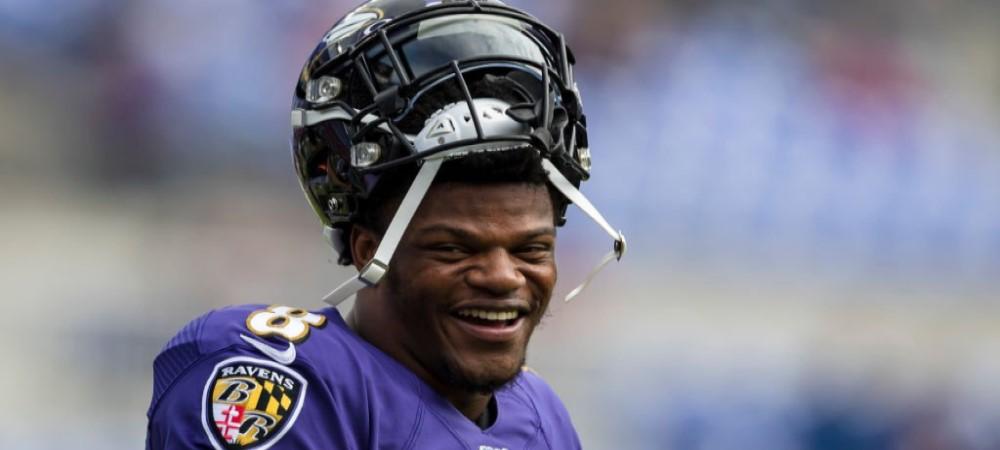 Best Bets: Lamar Jackson Rushing, Passing Props