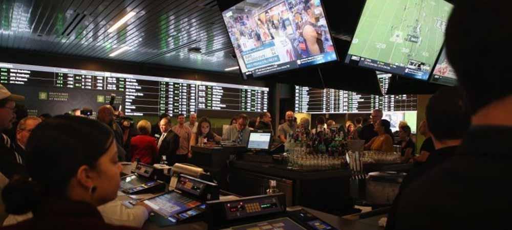 It's Official! NJ Sportsbooks Surpass $1 Billion In Monthly Handle